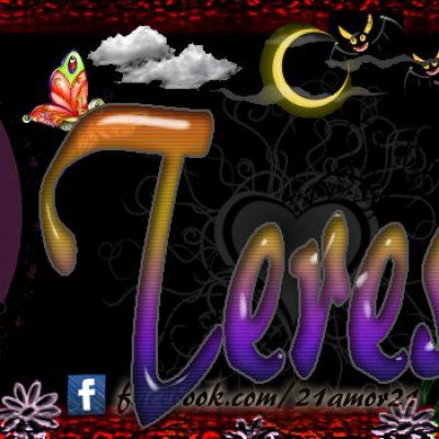 Portadas para tu Facebook con tu nombre,Teresa