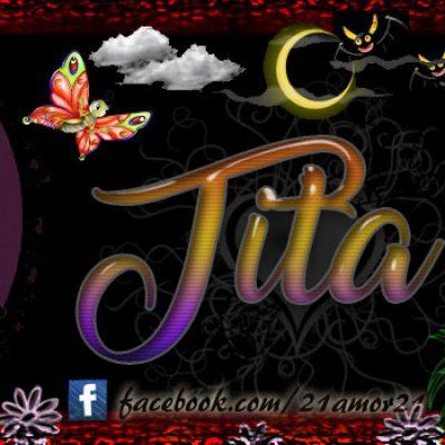 Portadas para tu Facebook con tu nombre, Tita
