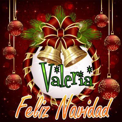 Feliz Navidad !!! Valeria