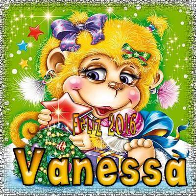 Feliz Año 2016!!! Vanessa