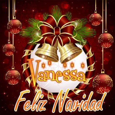 Feliz Navidad !!! Vanessa