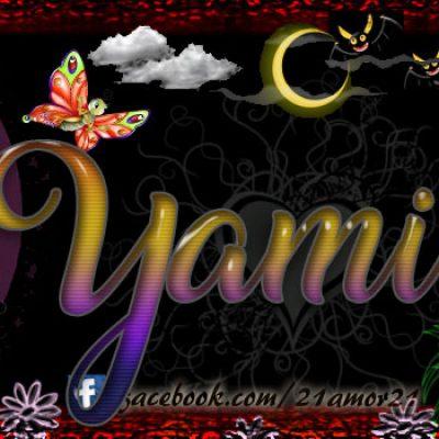 Portadas para tu Facebook con tu nombre, Yamili