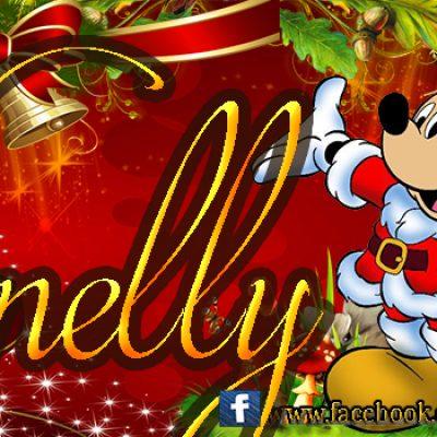 Portadas de Navidad con tu Nombre, de MICKEY,Yanelly!!!