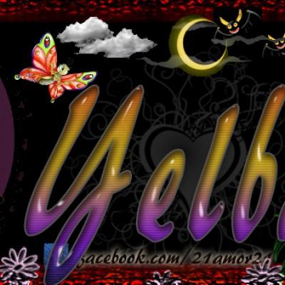 Portadas para tu Facebook con tu nombre,Yelba