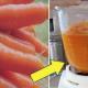 La Zanahoria, limón y miel, sacará la gripe