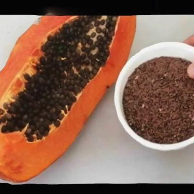 Mezcla papaya