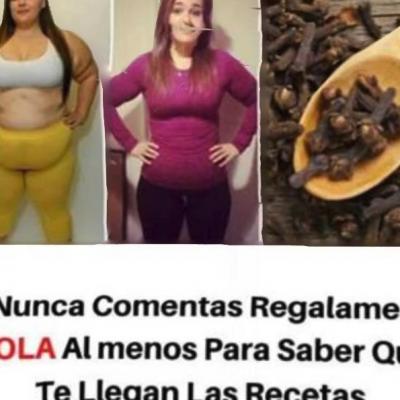 Pierde hasta 30 kilos