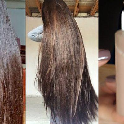 Mezcla esta pastilla con aceite de coco para que tu cabello crezca de manera rápida, con brillo y nunca más se caerá