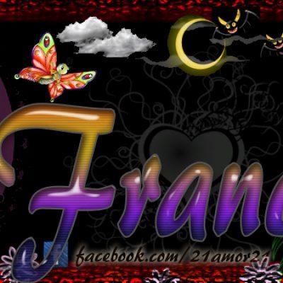 Portadas para tu Facebook con tu nombre, Francis