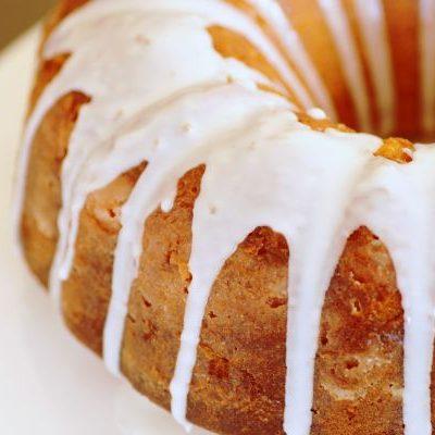 Receta de Torta sin huevo y sin mantequilla