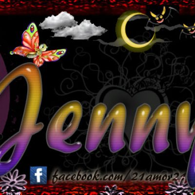 Portadas para tu Facebook con tu nombre,Jennyfer