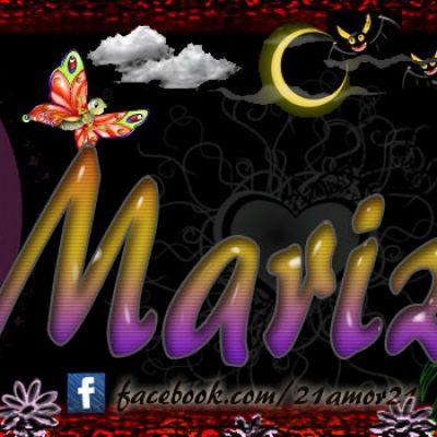 Portadas para tu Facebook con tu nombre,Marizol