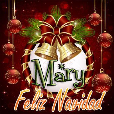 Feliz Navidad !!! Mary