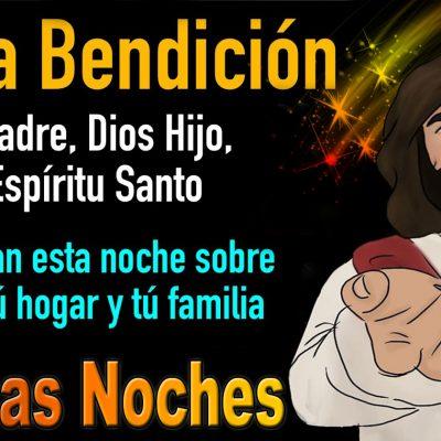 Oración de Buenas Noches
