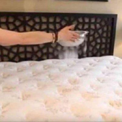 ¿Por qué regar bicarbonato de sodio en la cama? ¡Descubra aquí la respuesta!