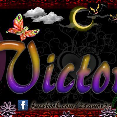 Portadas para tu Facebook con tu nombre, Victoria