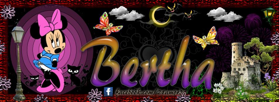 Portadas para tu Facebook con tu nombre,Bertha