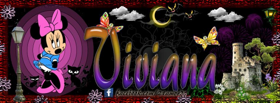 Portadas para tu Facebook con tu nombre,Viviana