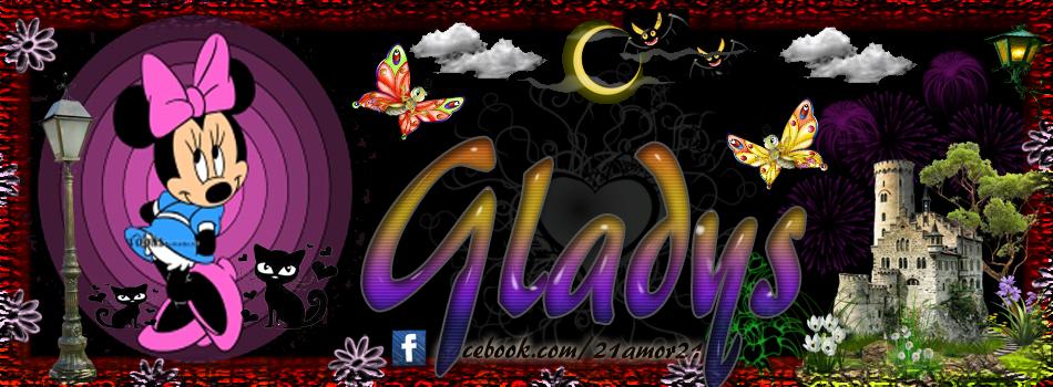 Portadas para tu Facebook con tu nombre, Gladys