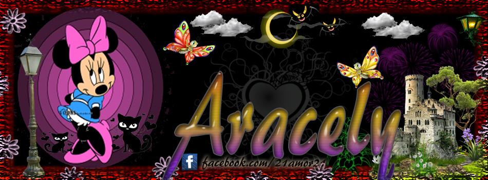 Portadas para tu Facebook con tu nombre, Aracely