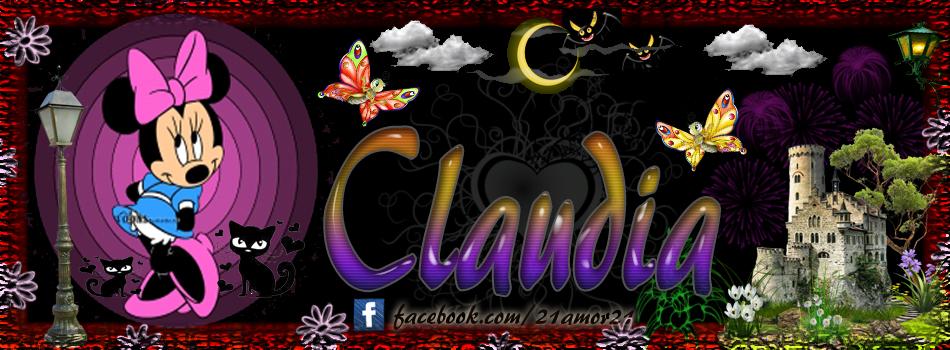 Portadas para tu Facebook con tu nombre, Claudia