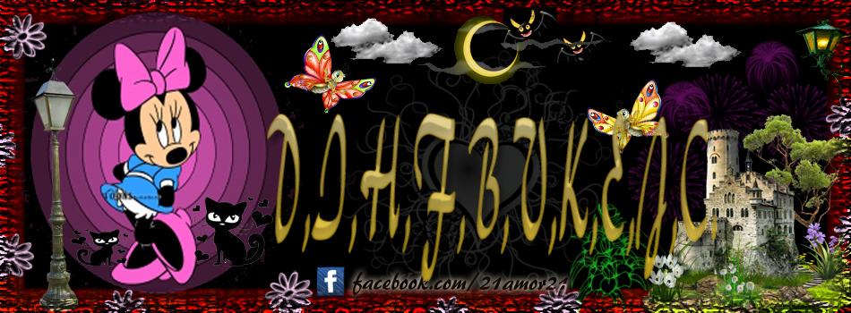 Portadas para tu Facebook con tu nombre, D,I,H,F,B,V,K,E,J,C.