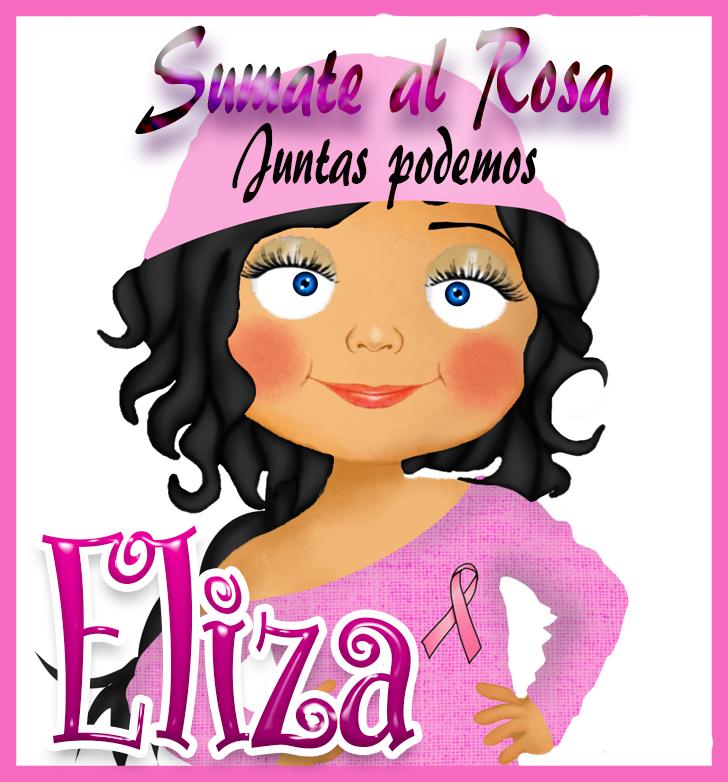 19 de Octubre Día mundial contra el Cancer.Eliza