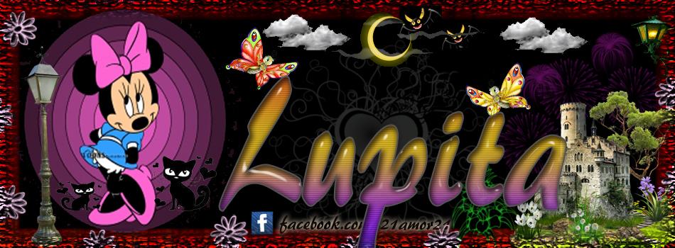 Portadas para tu Facebook con tu nombre, Lupita