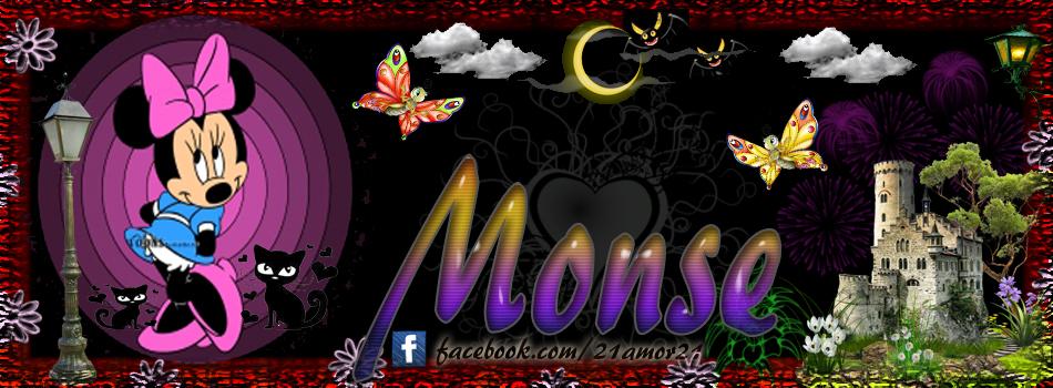 Portadas para tu Facebook con tu nombre, Monse