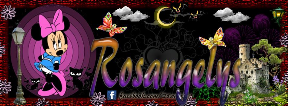 Portadas para tu Facebook con tu nombre, Rosangelys