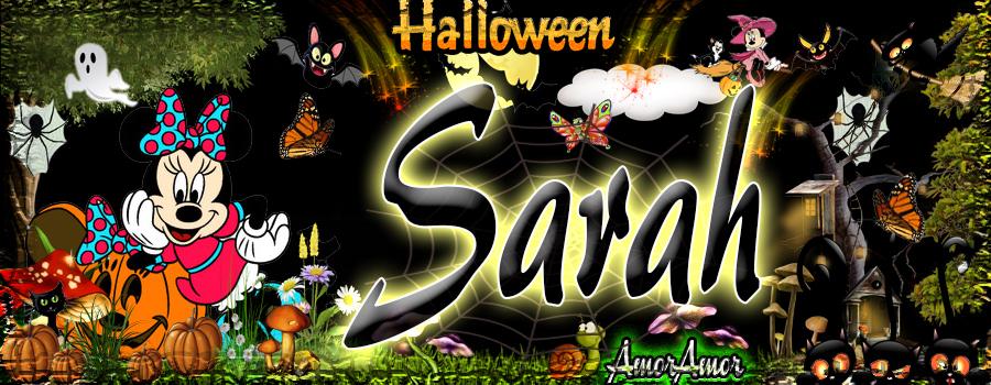 Portadas para tu Facebook con tu nombre!!! Sarah