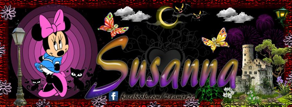 Portadas para tu Facebook con tu nombre, Susanna