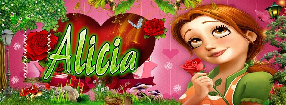Portadas para Facebook de Emily's con tu nombre, Alicia!!!
