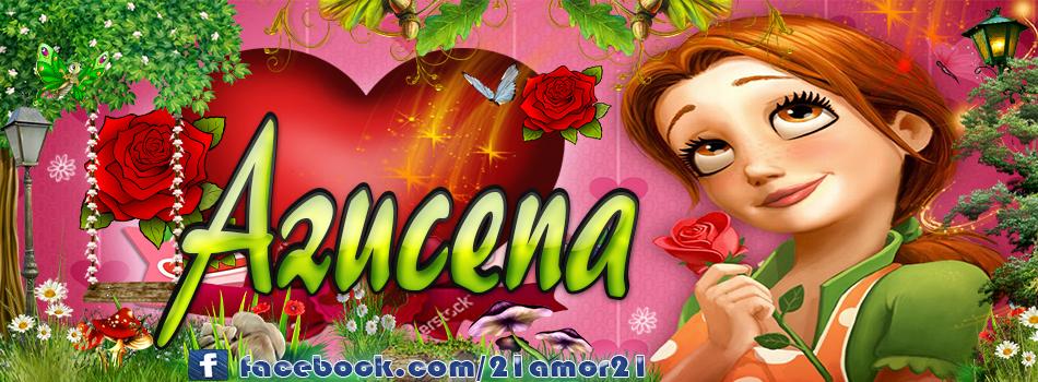 Portadas para Facebook de Emily's con tu nombre,Azucena