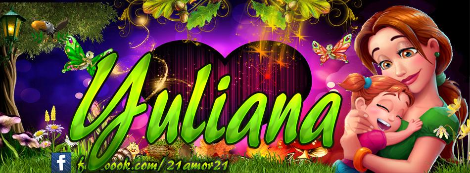 Portadas para Facebook de Emily's con tu nombre,Yuliana