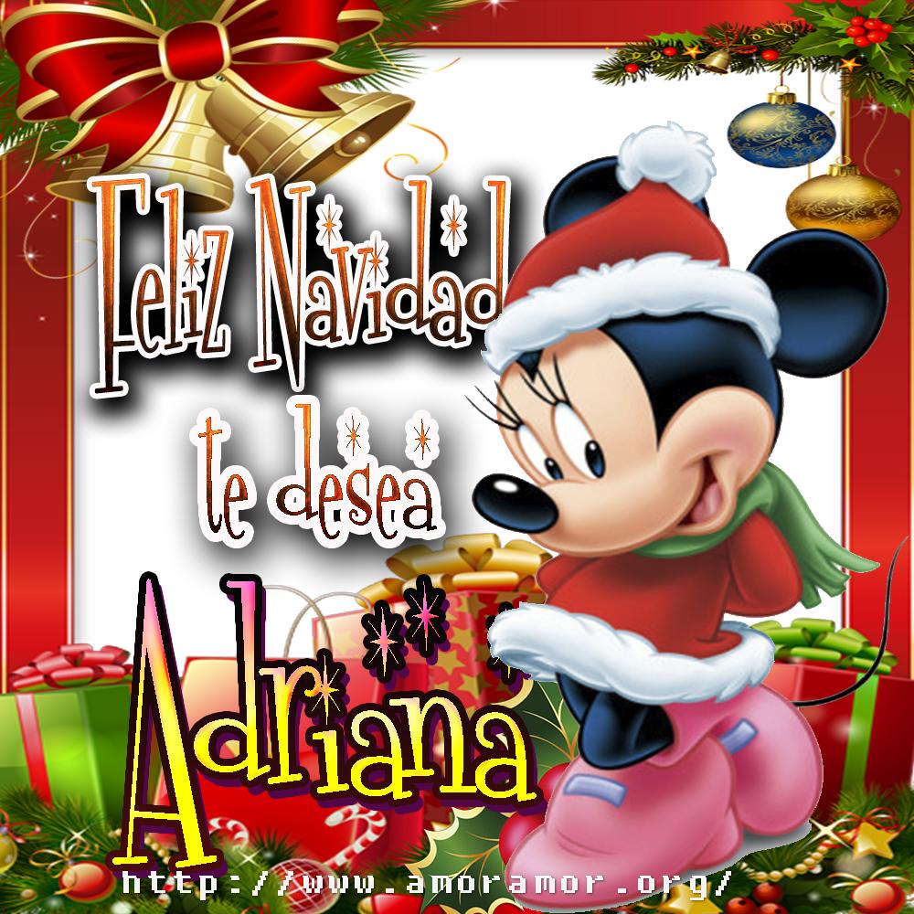 Tarjetas de Navidad con tus deseos!!! Adriana