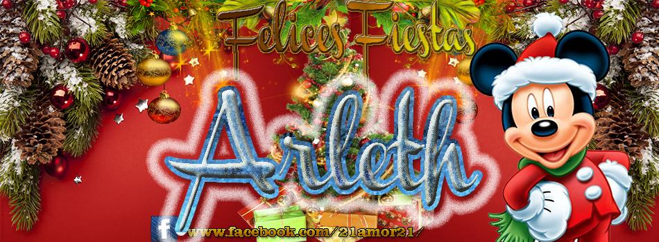 Portadas de Navidad con tu Nombre, de MICKEY,Arleth!!!