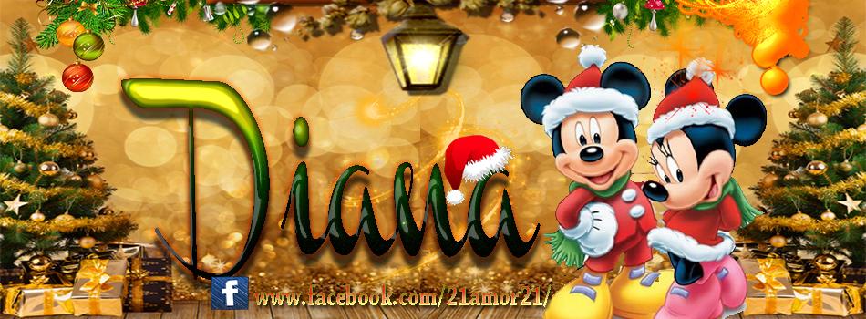 Portadas de Navidad con tu Nombre, de MICKEY,Diana!!!