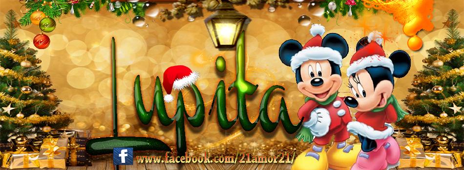 Portadas de Navidad con tu Nombre, de MICKEY,Lupita!!!