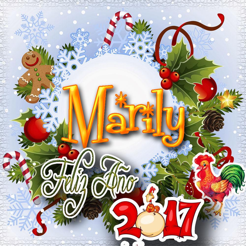 Lindas tarjetas para perfil con tu nombre 2017!!! Marily