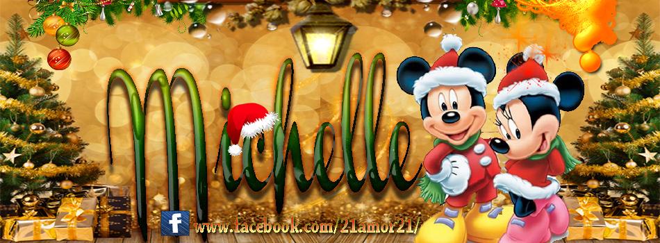 Portadas de Navidad con tu Nombre, de MICKEY,Michelle!!!