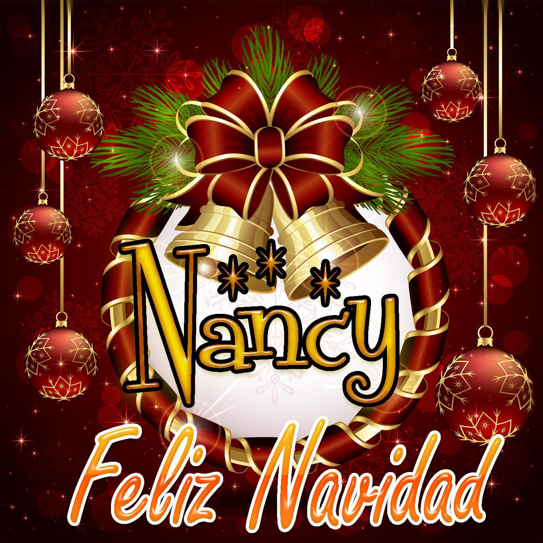 Feliz Navidad !!! Nancy