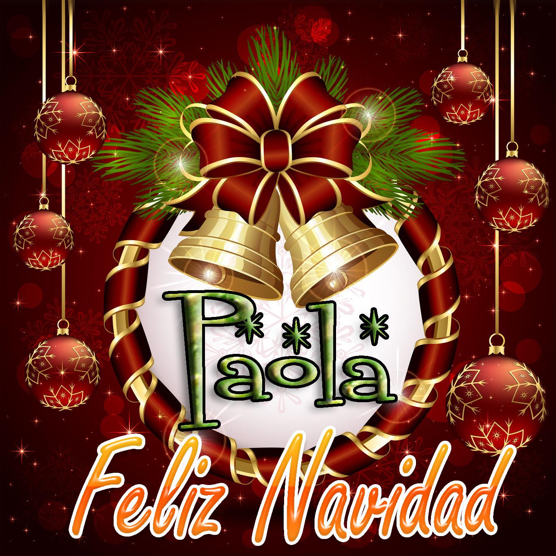 Feliz Navidad !!! Paola