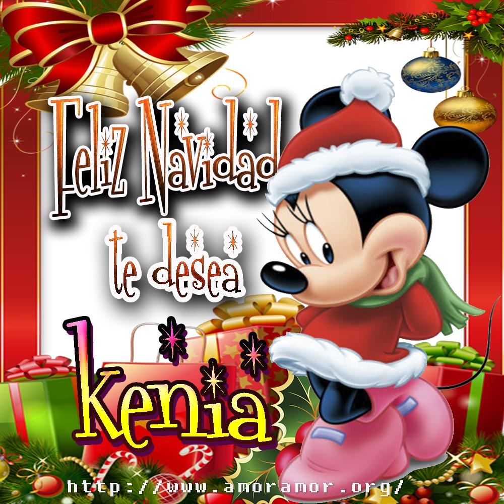 Tarjetas de Navidad con tus deseos!!! kenia