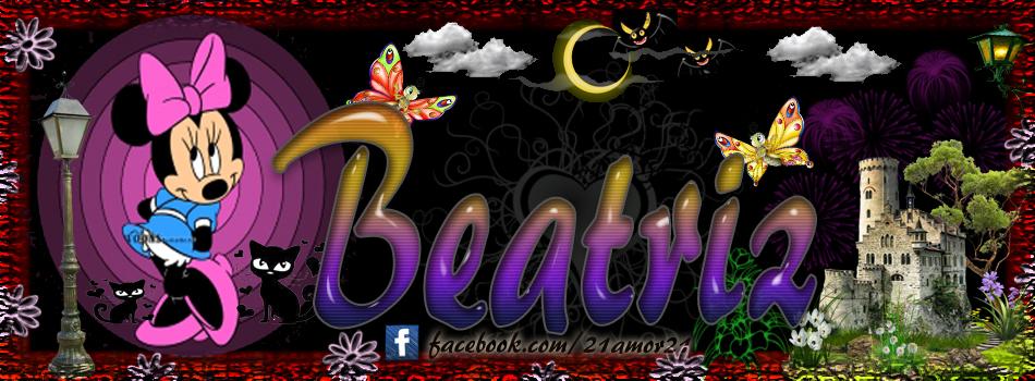 Portadas para tu Facebook con tu nombre, Beatriz