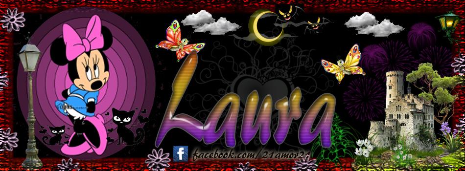 Portadas para tu Facebook con tu nombre,Laura