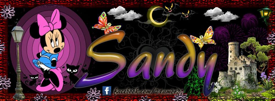Portadas para tu Facebook con tu nombre,Sandy