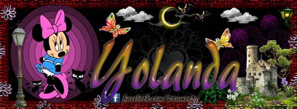Portadas para tu Facebook con tu nombre, Yolanda