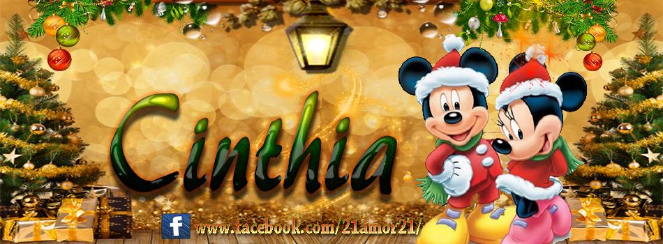 Portadas de Navidad con tu Nombre, de MICKEY, Cinthia!!!