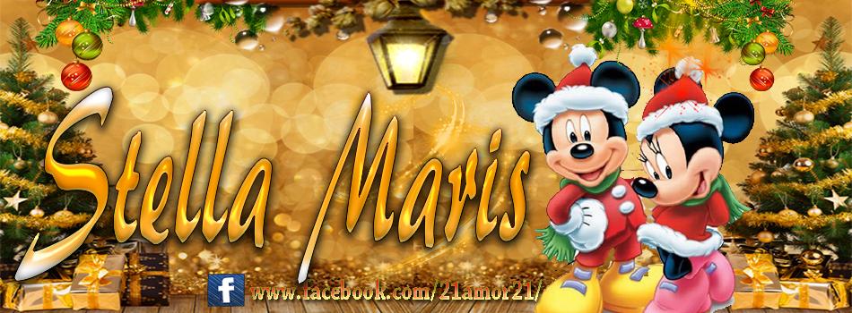 Portadas de Navidad con tu Nombre, de MICKEY, Stella Maris!!!